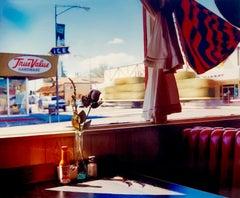 Bonanza Café, Lone Pine, California - Americana Color Photography