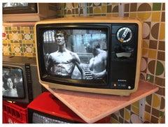 Bruce Lee TV, Hong Kong - Pop Art Color Photography