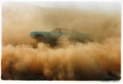 Buick in the Dust I, Hemsby, Norfolk - Color Photography of a Car