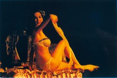 Burlesque Series, Boudoir II, Tease-O-Rama, Hollywood, Los Angeles - Color Photo