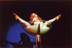 Burlesque Series, Catherine D'Lish in Champagne Coupe I, Tease-O-Rama, Hollywood
