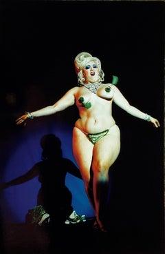 Burlesque Series, Martini Fan Dance XXII, Tease-O-Rama, Hollywood, Los Angeles