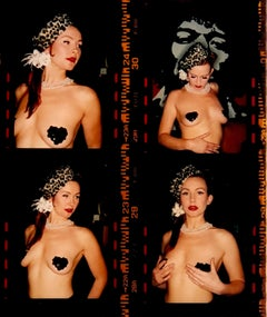 Burlesque Series, Sophie Sequence, The Whoopee Club, London,