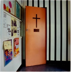 Chapel Door - Fisherman's Mission, Fleetwood - British Interior Photography