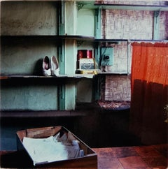 Cobblers, Salford - British Vintage Interiors Color Photography