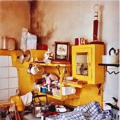 Daisy's Kitchen, Cambridge - Vintage Interiors Color Photography