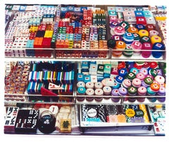 Dealer, Kowloon, Hong Kong - Asian Pop Art Color Photography