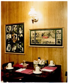 Dining Room, Kanab - Mid-century American interior color photography