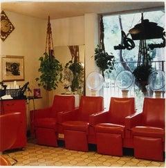 El Morocco Salon, Las Vegas - Vintage interior color photography