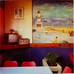 Fisherman's Mission II, Fleetwood - British Vintage Interior Color Photography