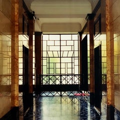 Foyer II, Milan - Italian architecture color photography