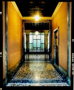 Foyer III, Milan - Architectural Color Photography