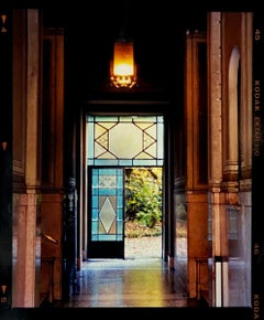 Foyer IV, Milan - Italian architectural color photography