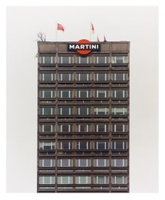 Grey Martini, Milan - Architectural Color Photography