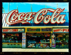 Harry's Corner, Wildwood, New Jersey - American Coastal Color Photography