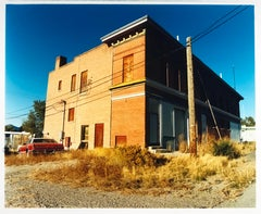 'High Street', Ely, Nevada - After the Gold Rush Series