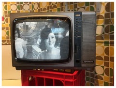Hitachi TV, Hong Kong - Pop Art Color Photography