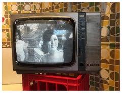 Hitachi TV, Hong Kong (Large) - Pop Art Color Photography