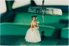 Hula Doll, Las Vegas - Contemporary pop art color photography