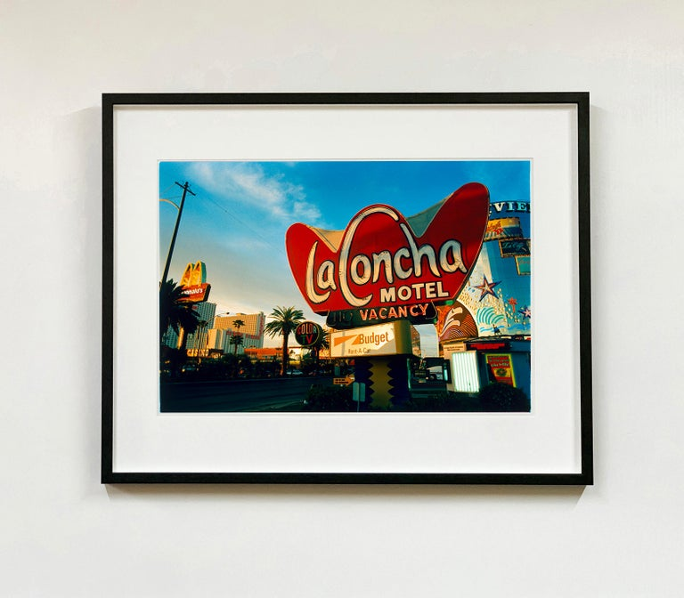 La Concha on the Strip (Day) - American Color Photography For Sale 1