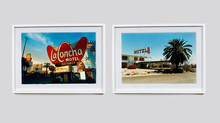 La Concha on the Strip (Day) - American Color Photography For Sale 4