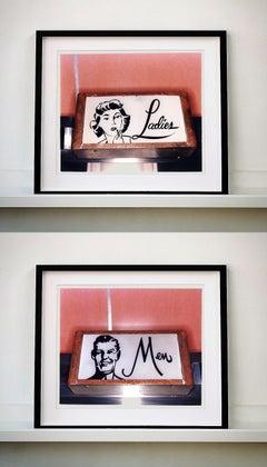 Ladies and Men, Wildwood, New Jersey - Pop Art Color Photography