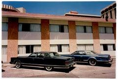 Lincoln's La Concha, Las Vegas - Cinematic contemporary color photography