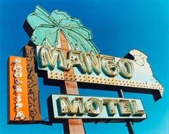 Mango Motel, Wildwood, New Jersey - Doo Wop America Color Photography