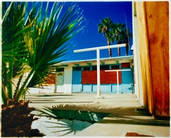 Motel Desert Shores, Salton Sea, California - American Color Photography