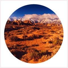 Movie Road, California - The Sundance Series - American Landscape Color Photo