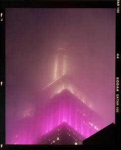 NOMAD IX (Film Rebate), New York - Conceptual Architectural Color Photography