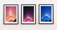 NOMAD, New York, Triptych - American architectural color photography