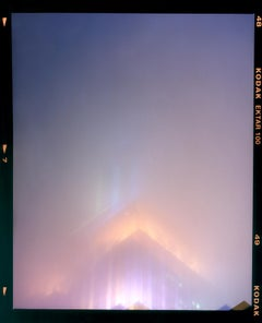 NOMAD VI (Film Rebate), New York - Conceptual Architectural Color Photography