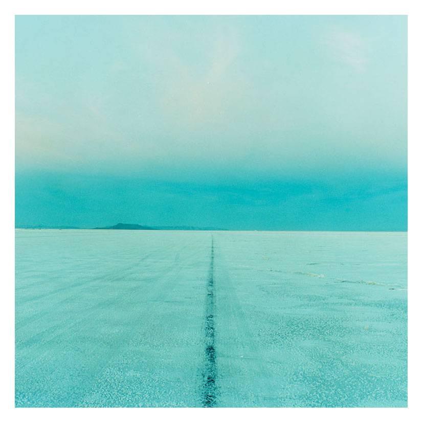Oil Line, Bonneville, Utah - Contemporary American Landscape Photography