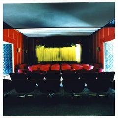 Palace Cinema Theatre (Square), Ho Chi Minh City - Interior, Color, Photography