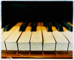 Piano Keys, Stockton-on-Tees - Music color photography