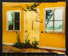 Ploughman's Cottage, Tydd St. Giles, Cambridgeshire, 1993 - Interior Color Photo