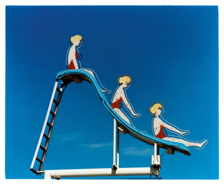 Pool Slide, Las Vegas, Nevada