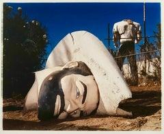 Poor Richard III, North Sore, Salton Sea, California