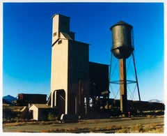 Railroad Depot, Ely Nevada, 2003 - After the Gold Rush - Architecture Photograph
