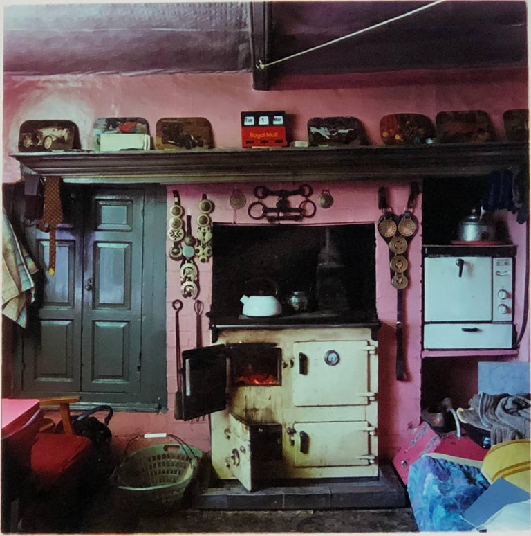 Part of Richard Heeps Ordinary Places Series, capturing Britain on the brink of change. It was Richard's first colour series and it achieved much success with an exhibition at the Photographers Gallery in 1989 which then went on to tour Museums and