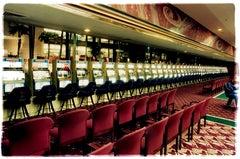 Slots, Las Vegas - Vintage interior contemporary color photography