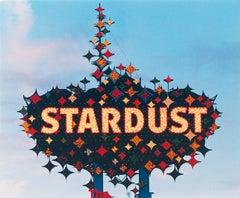 Stardust, Las Vegas - Vintage Vegas Pop Art Color Photography