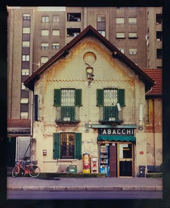TABACCHI at Day, Milan - Architectural Color Photography