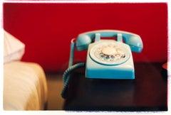 Telephone I, Ballantines Movie Colony, Palm Springs - Interior Color Photography