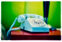 Telephone III, Ballantines Movie Colony, Palm Springs - Interior Color Photo