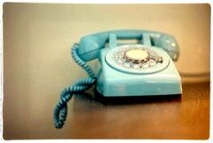 Telephone VII, Ballantines Movie Colony, Palm Springs - Interior Color Photo