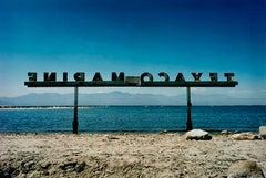 Texaco Marine, North Shore Marina, Salton Sea, California - American Landscape