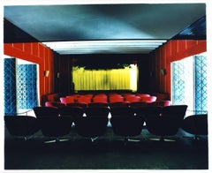 The Palace Cinema, Ho Chi Minh City, Vietnam - Asian Interior Color Photography