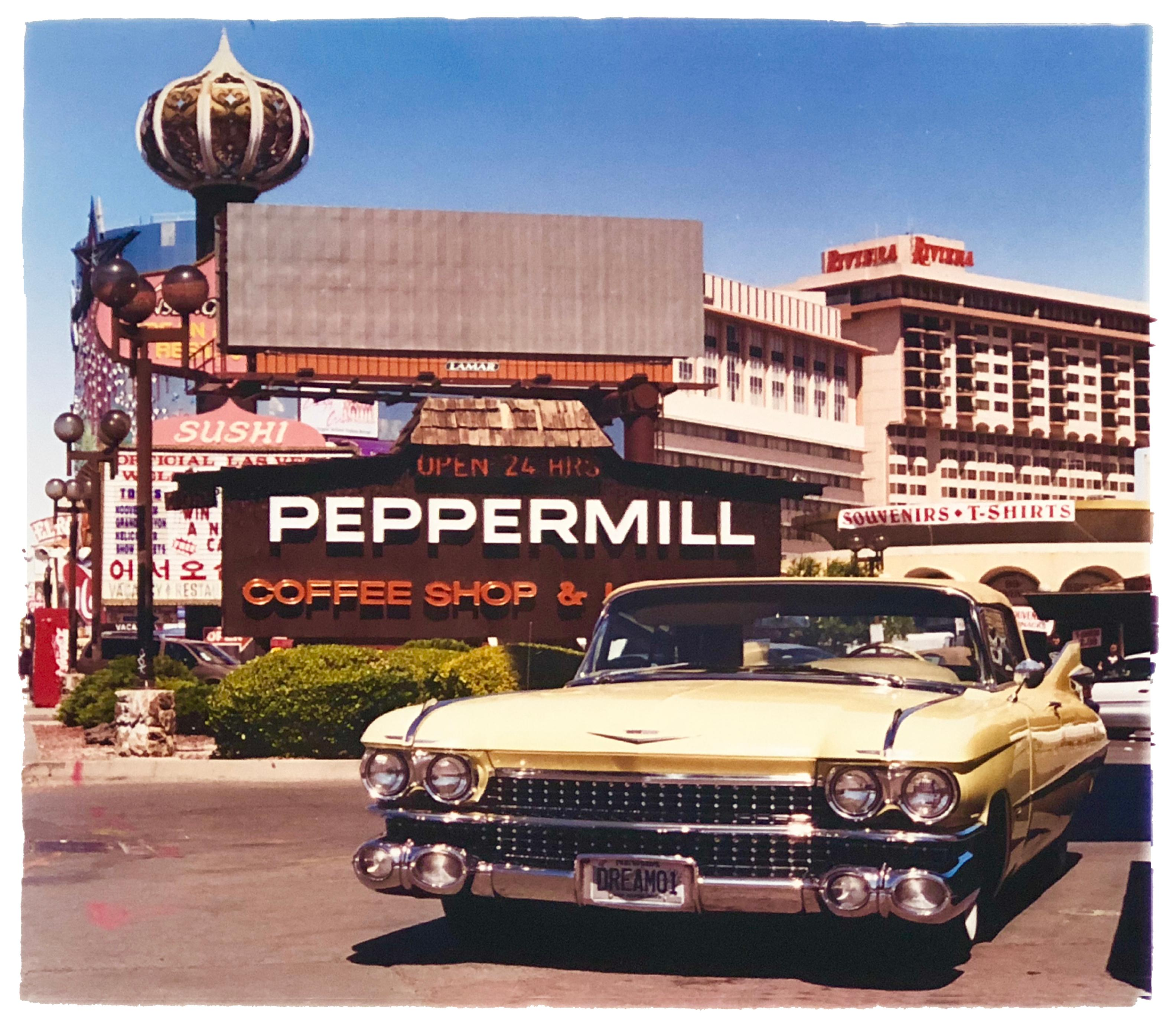 The Silver State - Vintage Las Vegas, American Color Photography